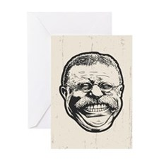 Teddy Grin Greeting Card