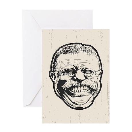 Teddy Grin Greeting Card