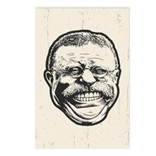 Teddy Grin Postcards (Package of 8)