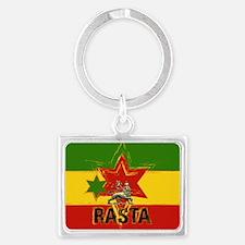 Inity Rasta Star Keychains
