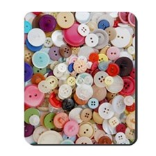 Button, Button Mousepad