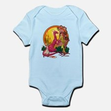 St.George and the Dragon Infant Bodysuit