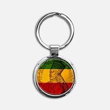 Selassie I Keychains