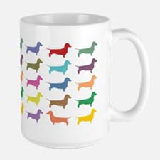 Dachshunds, Dachshunds, Dachs Coffee Mug