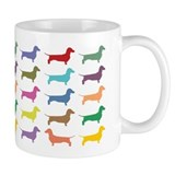 Dachshund Small Mugs (11 oz)