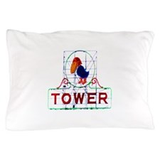 The Jayhawk Pillow Case