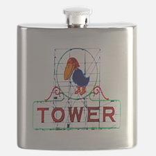 The Jayhawk Flask