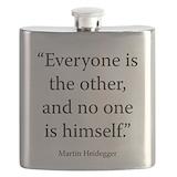 Heidegger Flasks