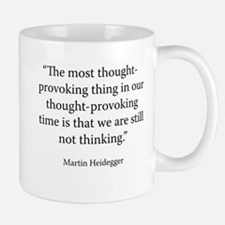 What is Called Thinking? Mugs