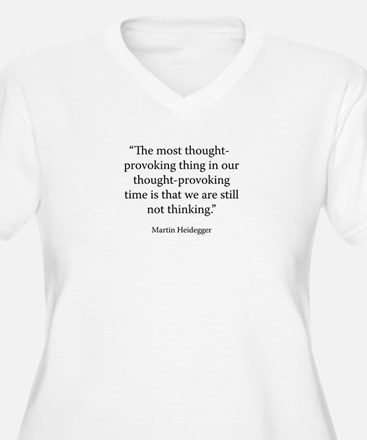 What is Called Thinking? Plus Size T-Shirt