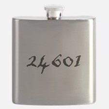 Prisoner Number Flask