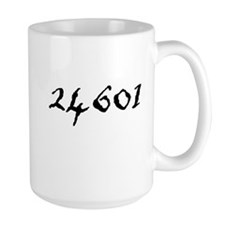 Prisoner Number Mugs