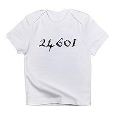 Prisoner Number Infant T-Shirt
