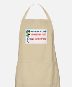 SWEET WORDS BBQ Apron