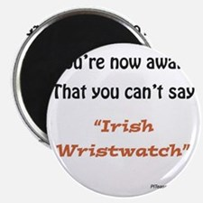 Irish Wristwatch Magnet