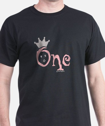 "Onederful ""One"" (girl) T-Shirt"