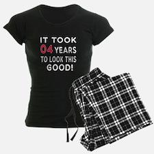 It Took 04 Birthday Designs Pajamas