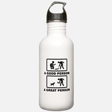 Pit bull Terrier Water Bottle