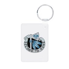 DUI - 2nd Infantry Division Keychains