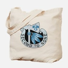 DUI - 2nd Infantry Division Tote Bag