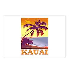 Cute Hawaiian Postcards (Package of 8)