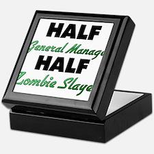 Half General Manager Half Zombie Slayer Keepsake B