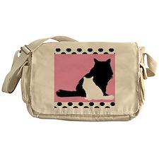 Persian Cats Duvet Messenger Bag