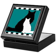 Persian Cats Blanket Keepsake Box