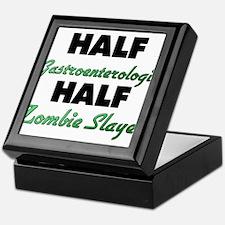 Half Gastroenterologist Half Zombie Slayer Keepsak
