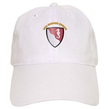 SSI - 36th Engineer Brigade with Text Baseball Cap