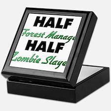 Half Forest Manager Half Zombie Slayer Keepsake Bo