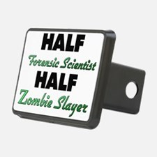 Half Forensic Scientist Half Zombie Slayer Hitch C