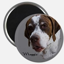 Maggie the English Pointer Magnet