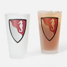SSI - 36th Engineer Brigade Drinking Glass