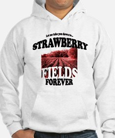 Strawberry Fields Beatle Hoodie
