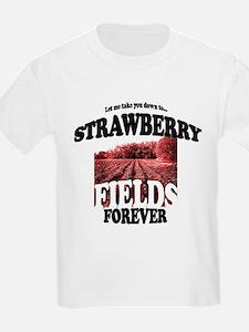 Strawberry Fields Beatle T-Shirt
