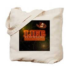 Life Elsewhere In The Universe Tote Bag