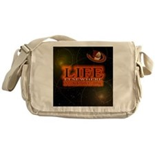 Life Elsewhere In The Universe Messenger Bag