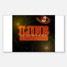 Life Elsewhere In The Universe Decal