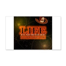 Life Elsewhere In The Universe Wall Sticker