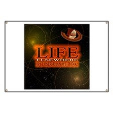 Life Elsewhere In The Universe Banner