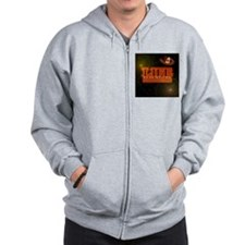Life Elsewhere In The Universe Zip Hoody