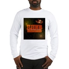 Life Elsewhere In The Universe Long Sleeve T-Shirt
