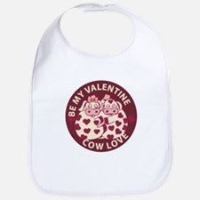 Cow Love Bib