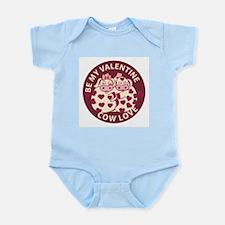 Cow Love Infant Bodysuit