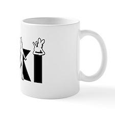 SKI BUNNIES Mug