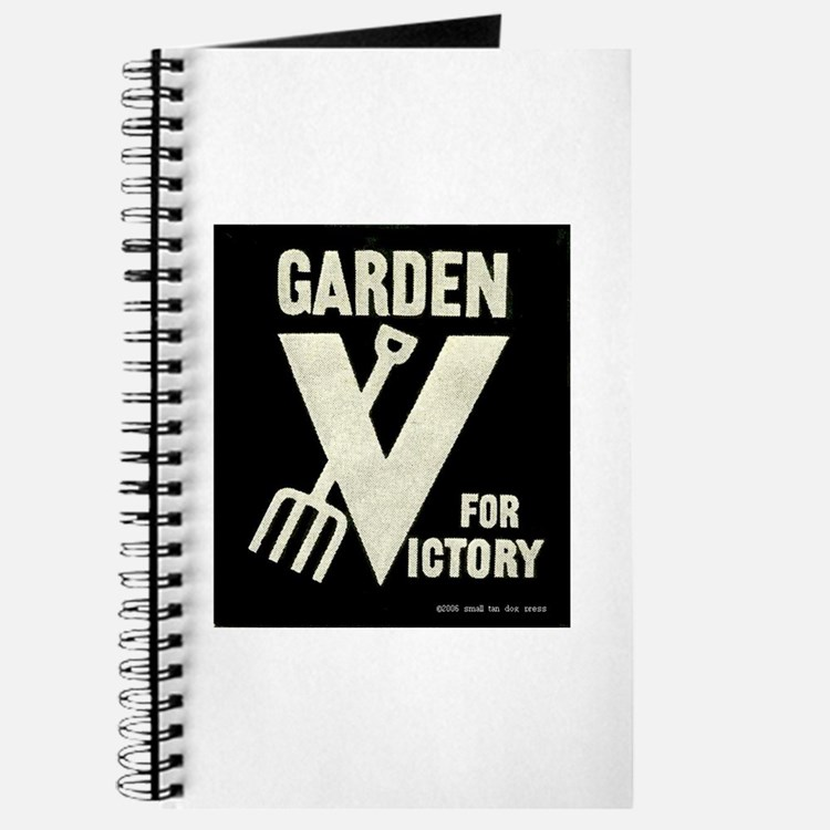 Victory Garden Book, Diary, & Journal