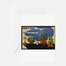 Victory Garden Greeting Cards (Pk of 10)