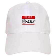 Hello, my name is Abbey Baseball Cap