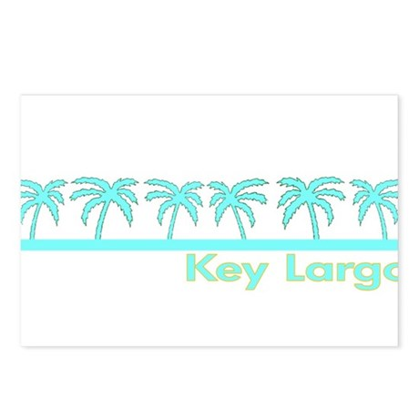 Key Largo, Florida Postcards (Package of 8)